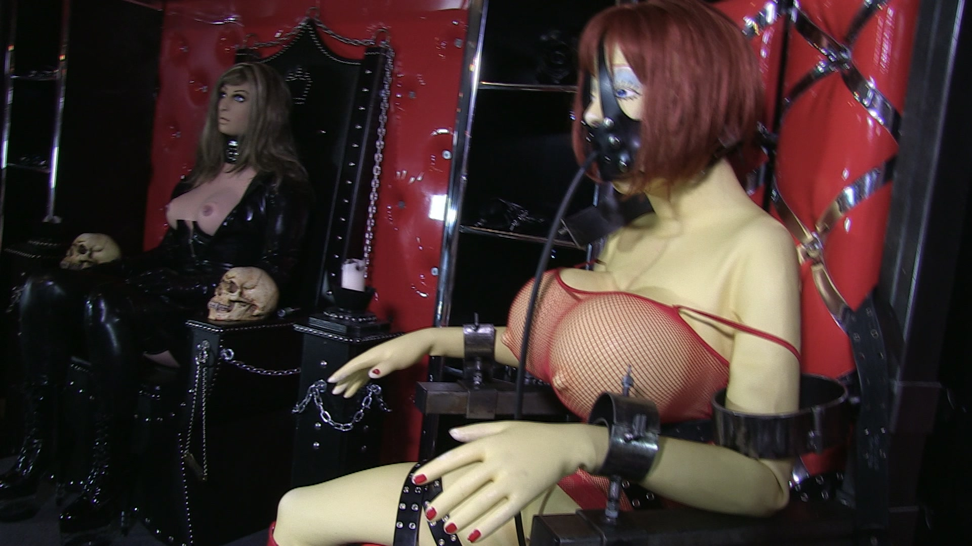 Dominated Puppet Girl